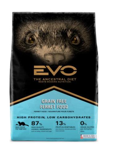 Evo Cat Food For Ferrets