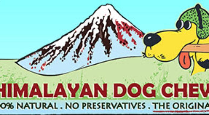 Himalayan Ruff Roots All Natural Dog Chews Recalled