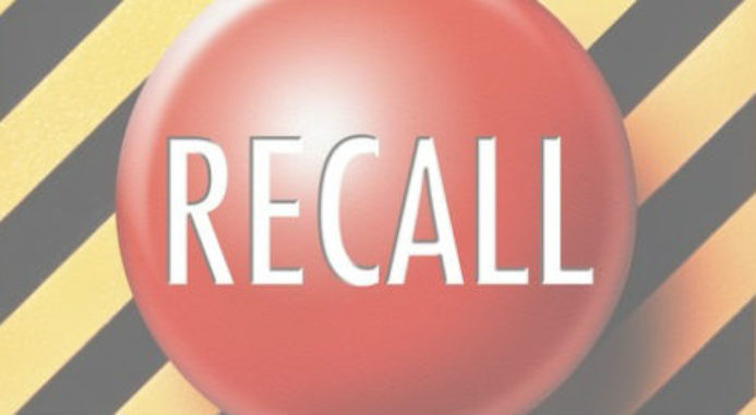 Pet Food Recall – Buster's Natural Beef Trachea Treat