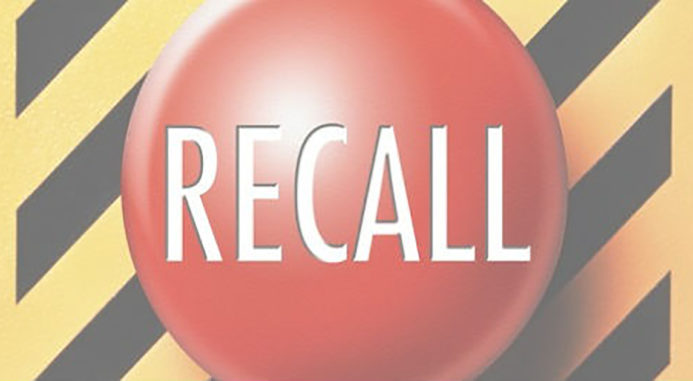 TruPet Voluntarily Recalls TruDog Pet Treats