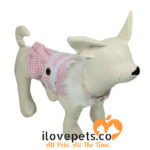 Pink Dog Outfit: Fall And Winter Wear