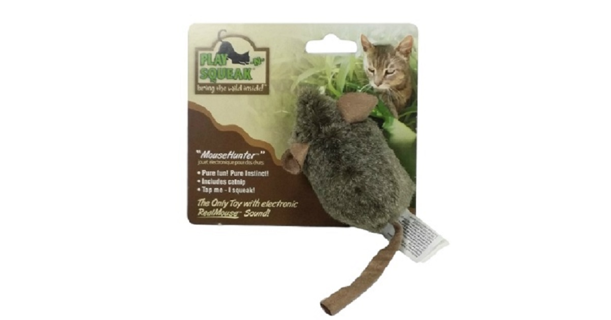 Cat Toy Mpuse Chase