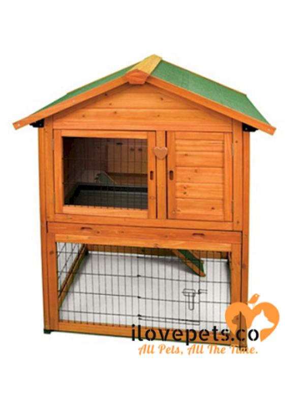 Premium Plus Bunny Barn – Rabbit Hutches.