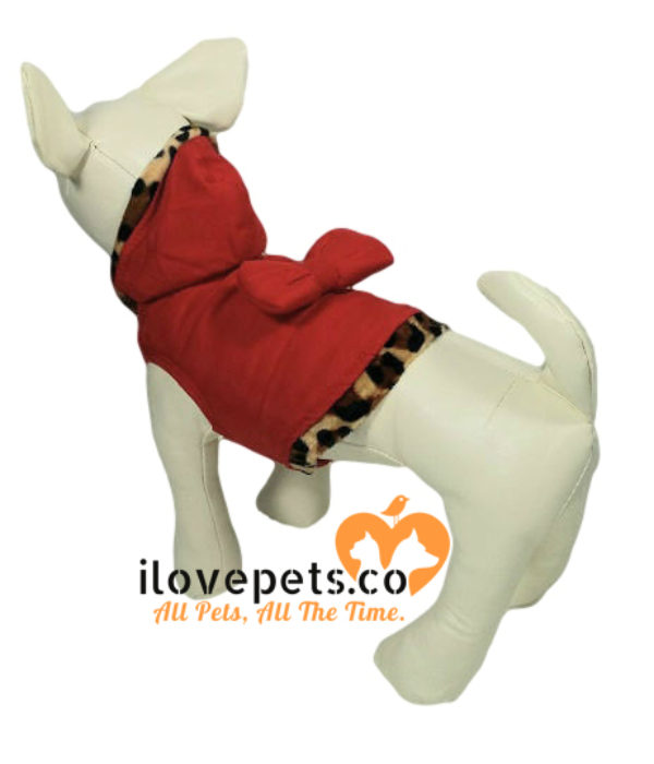 Fetchwear winter fall dog hoodie