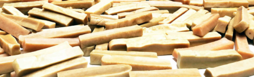 Yak Cheese Chews Are A Safe Healthy Alternative To Rawhide