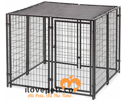 PetSafe Dog Kennel System Cottageview By Fencemaster