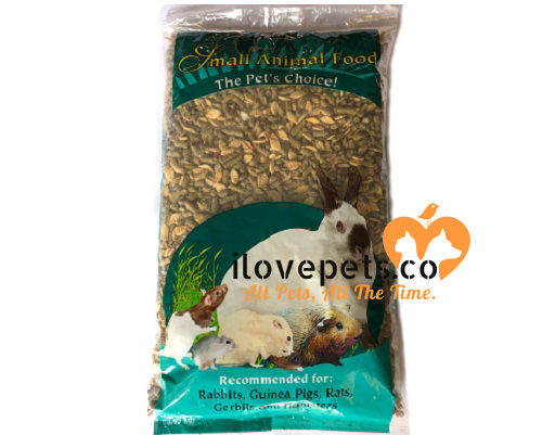 small animal food - country blends - cheap pet food