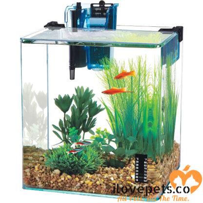 10 gallon aquarium by penn plax