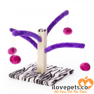 Bounce and Spring Cat Scratcher Prevue Pet Products