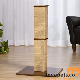 Prevue Pet Products Gemini Tall Square Scratching Post