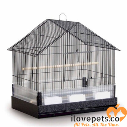 House Style Cockatiel Cage By Prevue Pet Products