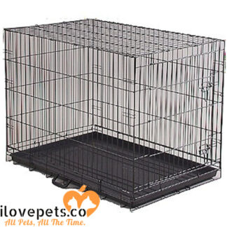 Medium Economy Dog Crate By Prevue Pet Products