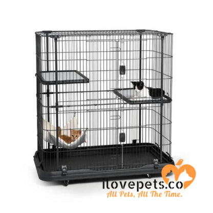 Deluxe Cat Home By Prevue Pet Products