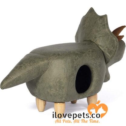 Triceratops Dinosaur Ottoman Cat Furniture