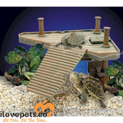 Reptology Small Turtle Pier By Penn Plax
