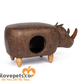 Rhinoceros Pet Furniture Plus Ottoman Prevue