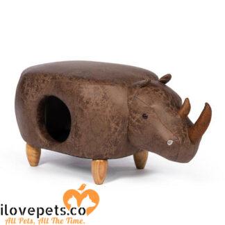 Rhinoceros Pet Furniture Plus Ottoman Prevue Pet Products