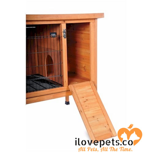Large Rabbit Hutch ramp By Prevue Pet Products